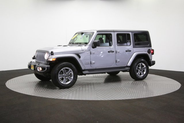 2019 Jeep Wrangler Unlimited for sale 124234 52