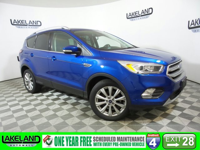 Used 2017 FORD ESCAPE in ,