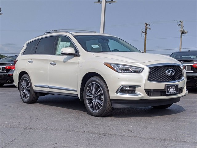2020 INFINITI QX60 LUXE LUXE AWD Premium Unleaded V-6 3.5 L/213 [11]