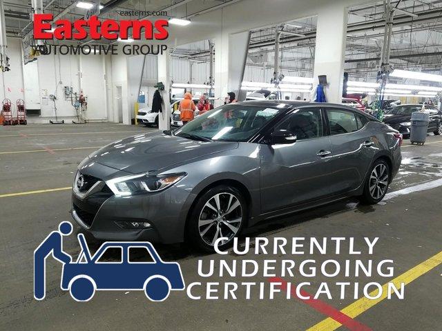 2017 Nissan Maxima SL 4dr Car