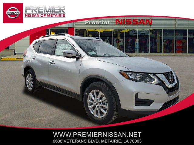New 2020 Nissan Rogue in Metairie, LA