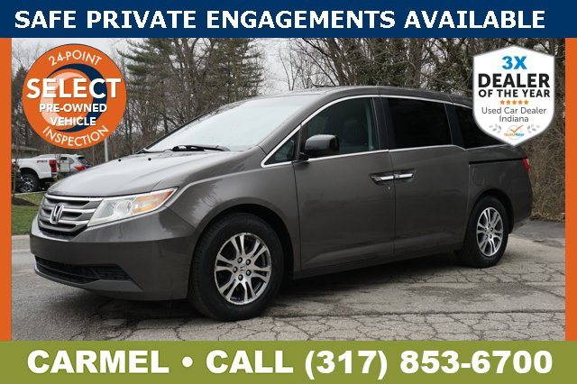 Used 2012 Honda Odyssey in Indianapolis, IN