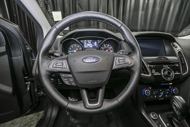 Used 2017 Ford Focus Titanium Hatch