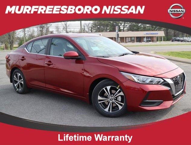 New 2020 Nissan Sentra in Murfreesboro, TN
