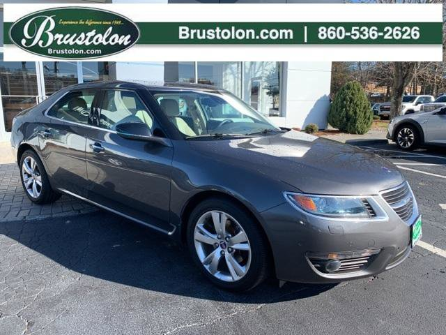 2011 Saab 9-5 Turbo4 Turbocharged Keyless Start Front Wheel Drive Power Steering ABS 4-Wheel D