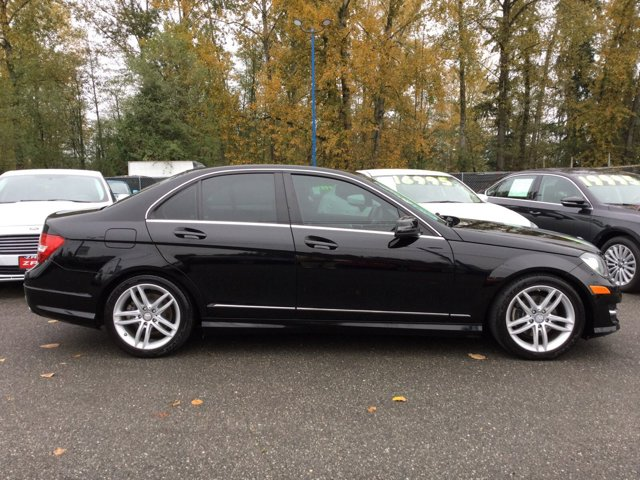 Used 2012 Mercedes-Benz C-Class 4dr Sdn C 300 Sport 4MATIC