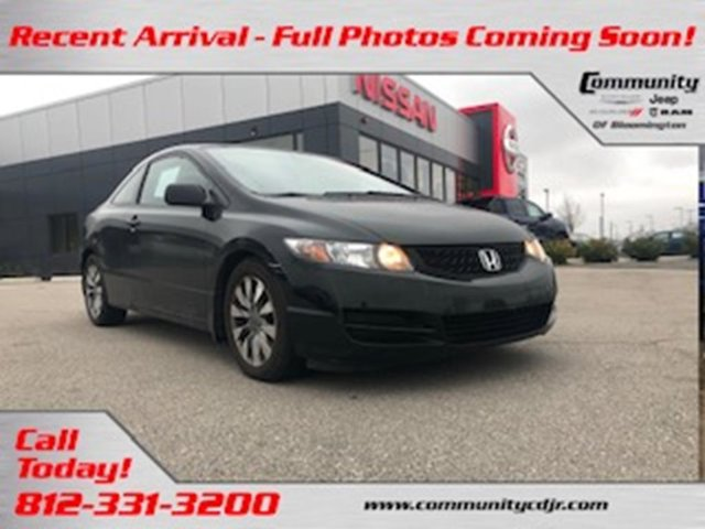 Used 2009 Honda Civic Coupe in Bloomington, IN