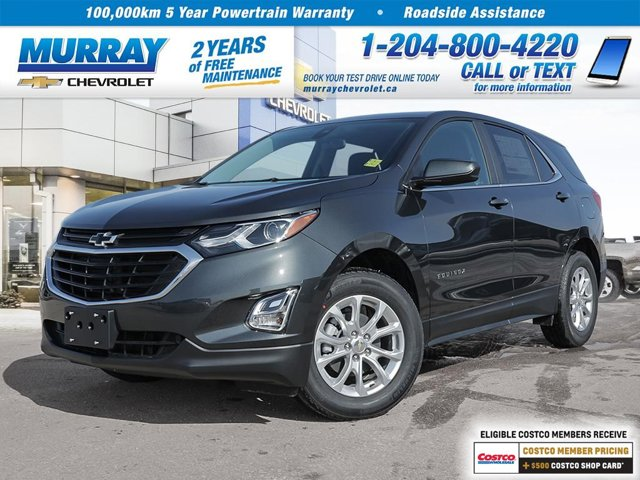 2021 Chevrolet Equinox LT FWD 4dr LT w/1LT Turbocharged Gas I4 1.5L/92 [14]