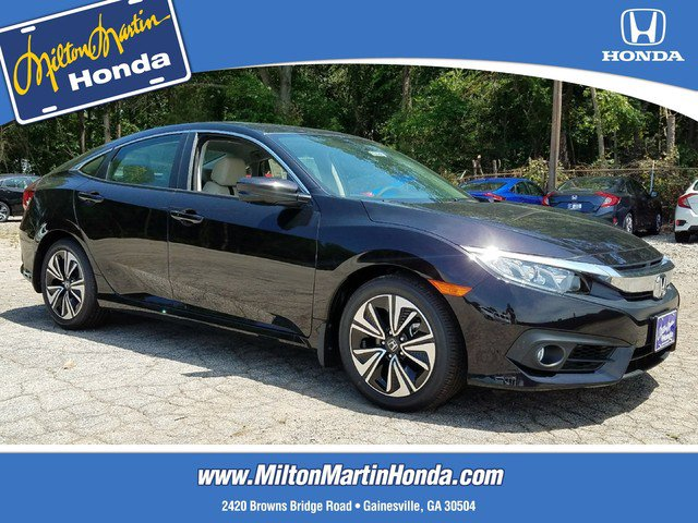 New 2017 Honda Civic Sedan in Gainesville, GA