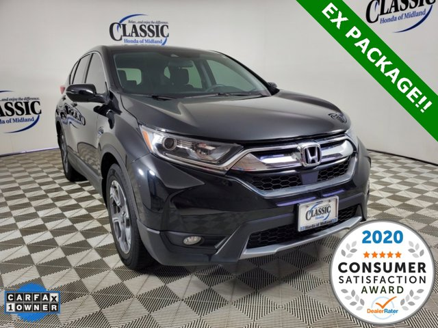 Used 2018 Honda CR-V in Midland, TX
