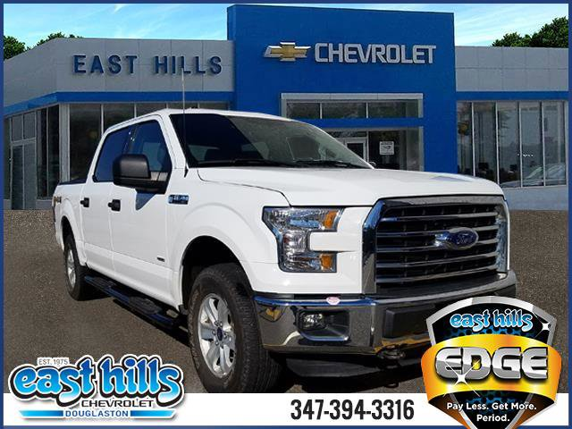 2016 Ford F-150 XLT Four Wheel Drive Power Steering ABS 4-Wheel Disc Brakes Brake Assist Alumi