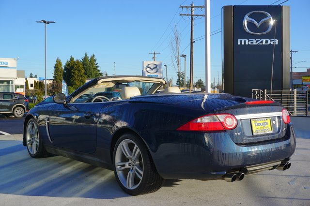 Used 2007 Jaguar XK 2dr Convertible XKR