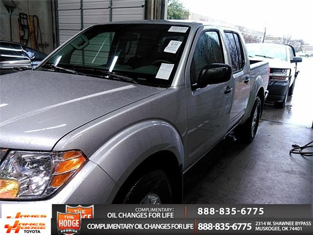 Used 2019 Nissan Frontier in Muskogee, OK