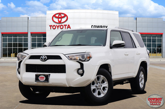 Used 2016 Toyota 4Runner in Dallas, TX
