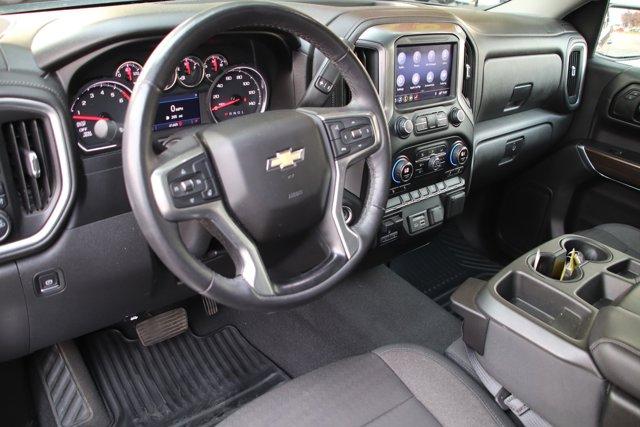 Used 2019 Chevrolet Silverado 1500 2WD Crew Cab 147 LT