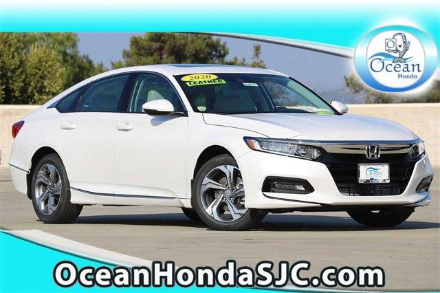 2020 Honda Accord Sedan at Ocean Honda of San Juan Capistrano