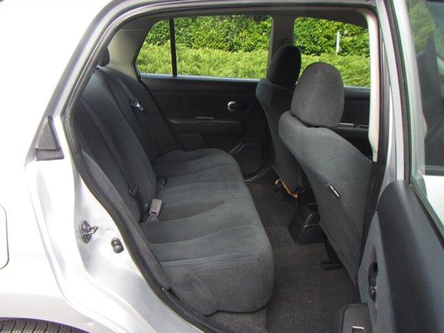 Used 2010 Nissan Versa 4dr Sdn I4 Auto 1.8 S