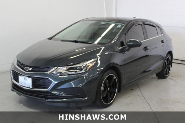 Used 2018 Chevrolet Cruze in Auburn, WA