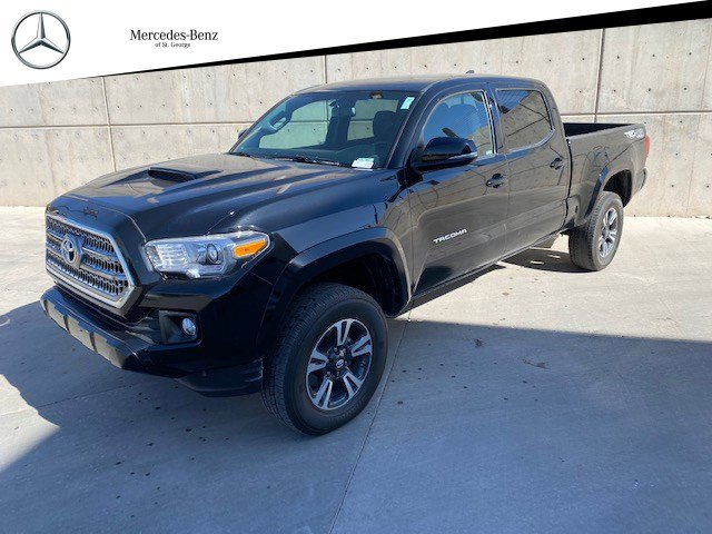 Used 2016 Toyota Tacoma TRD Sport