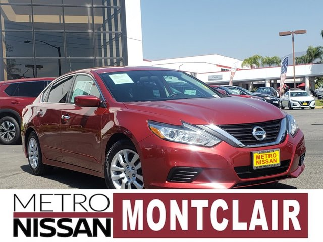 2017 Nissan Altima 2.5 S 2.5 S Sedan Regular Unleaded I-4 2.5 L/152 [8]
