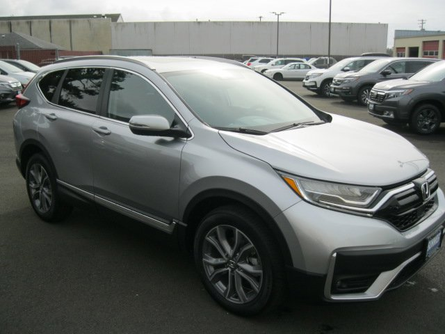 New 2020 Honda CR-V in Newport, OR