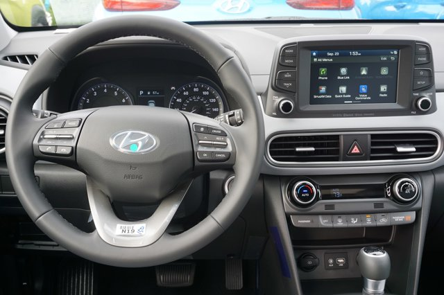 New 2020 Hyundai Kona Limited DCT AWD