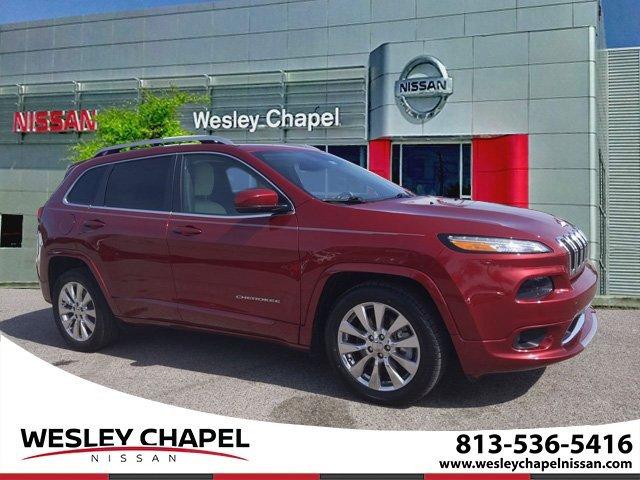 Used 2016 Jeep Cherokee in Wesley Chapel, FL