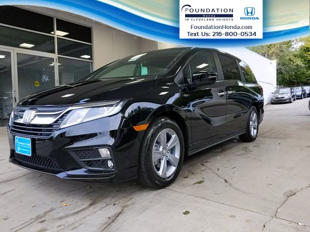 New 2020 Honda Odyssey in Cleveland Heights, OH