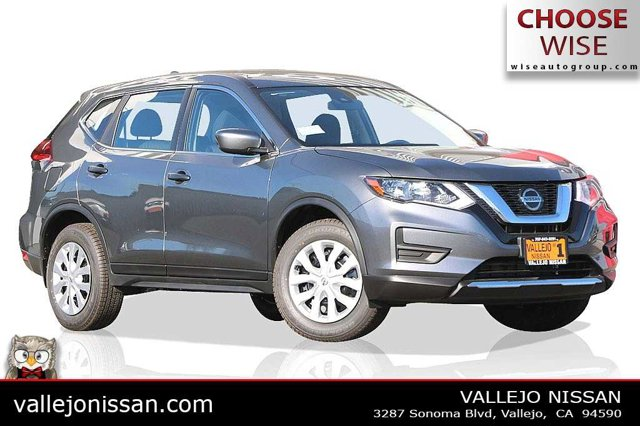 2020 Nissan Rogue S FWD S Regular Unleaded I-4 2.5 L/152 [11]