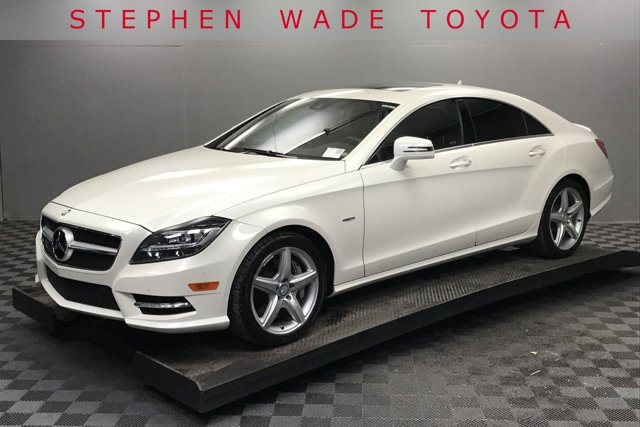 Used 2012 Mercedes-Benz CLS-Class in St. George, UT