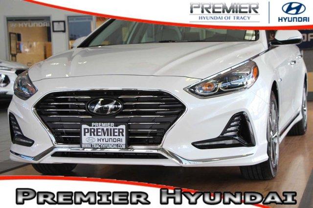 New 2019 Hyundai Sonata Hybrid in Tracy, CA