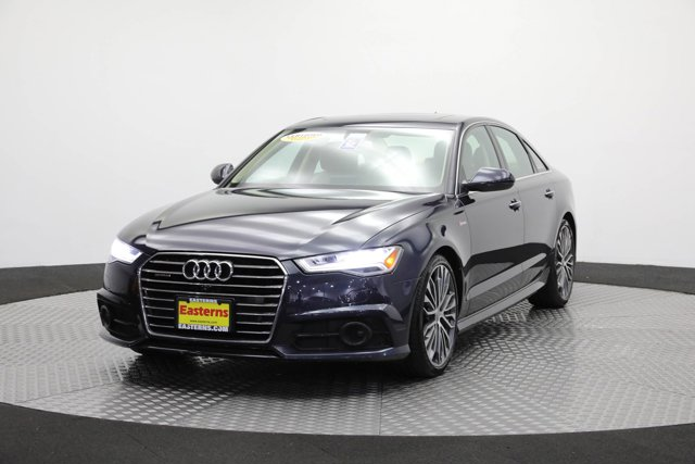 2017 Audi A6 Premium Plus Sport 4dr Car