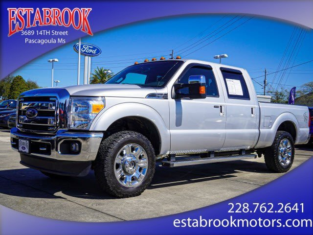 Used 2015 Ford Super Duty F-250 SRW in Pascagoula, MS
