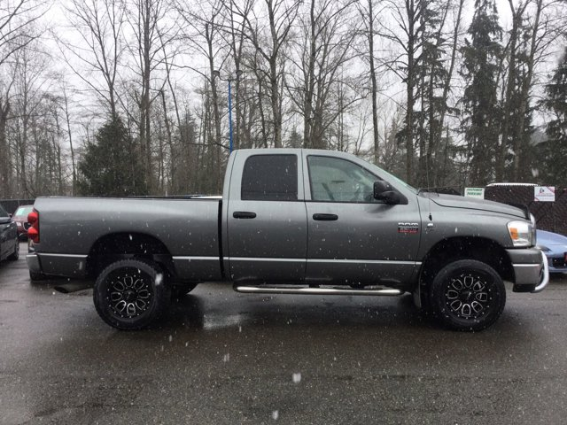 Used 2007 Dodge Ram 2500 4WD Quad Cab 160.5 SLT