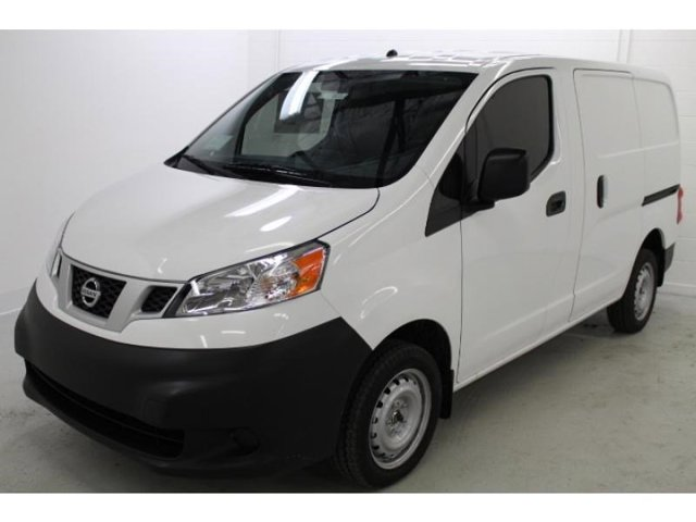 New 2017 Nissan NV200 Compact Cargo in SPOKANE, WA