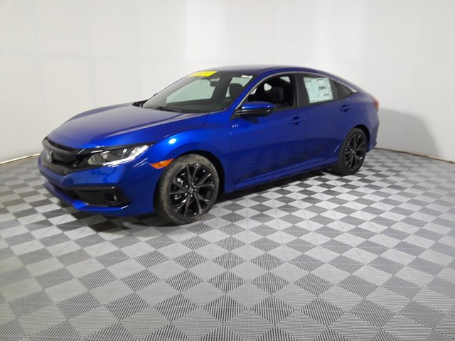 New 2019 Honda Civic Sedan in , LA