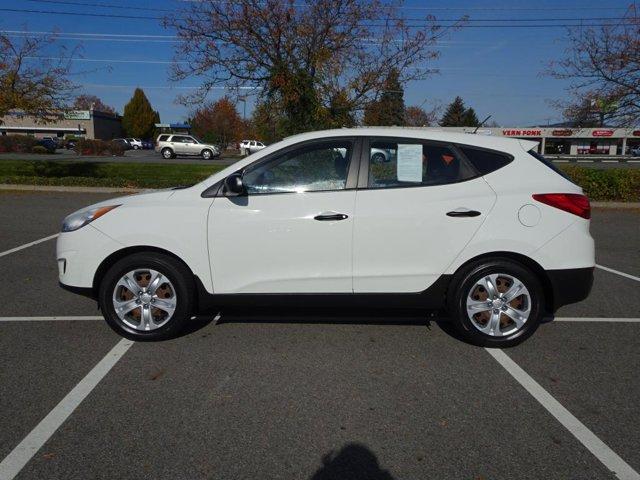 Used 2010 Hyundai Tucson GLS