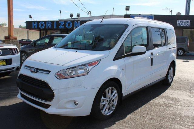 New 2015 Ford Transit Connect Wagon 4dr Wgn LWB Titanium w-Rear Liftgate