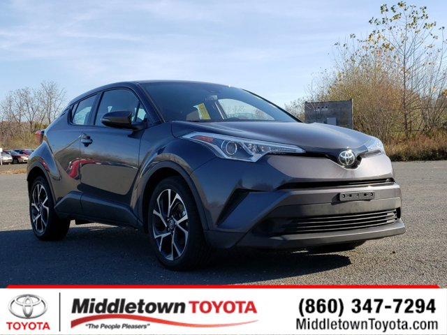Used 2018 Toyota C-HR in Middletown, CT