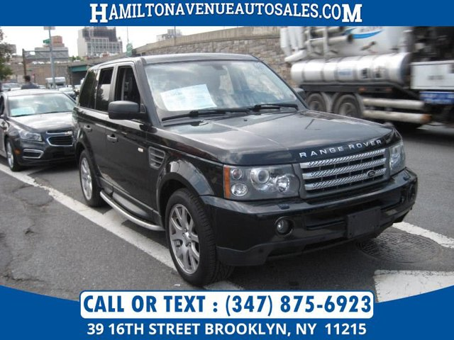 2009 Land Rover Range Rover Sport HSE Four Wheel Drive Tow Hitch Air Suspension Power Steering