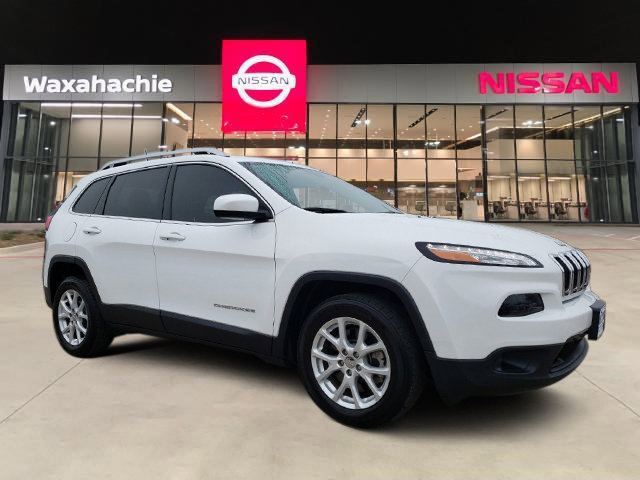 Used 2017 Jeep Cherokee in Waxahachie, TX