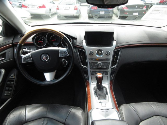 Photo 3 of this used 2012 Cadillac CTS Sedan vehicle for sale in San Rafael, CA 94901
