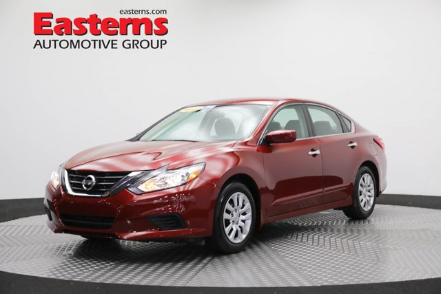 2016 Nissan Altima S 4dr Car