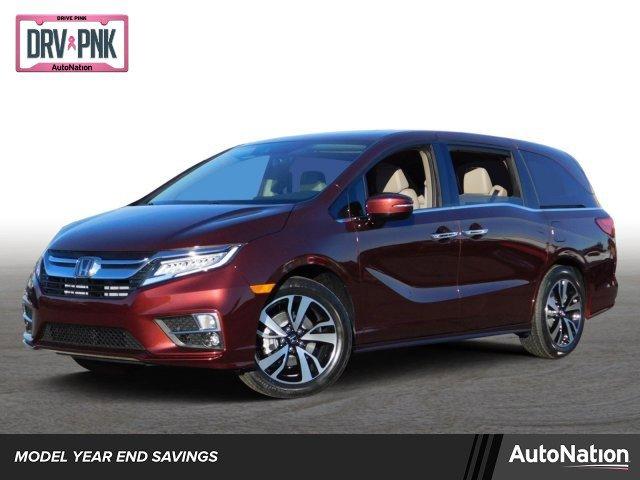 New 2019 Honda Odyssey in Las Vegas, NV