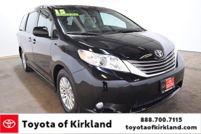Used 2015 Toyota Sienna in Kirkland, WA