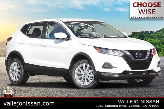 2020 Nissan Rogue Sport S FWD S Regular Unleaded I-4 2.0 L/122 [12]