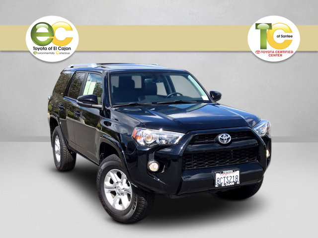 Used 2018 Toyota 4Runner in Santee, CA