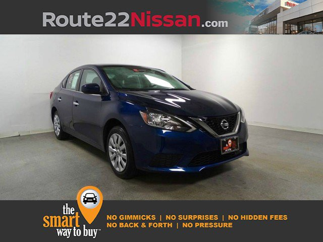 2019 Nissan Sentra S S CVT Regular Unleaded I-4 1.8 L/110 [3]