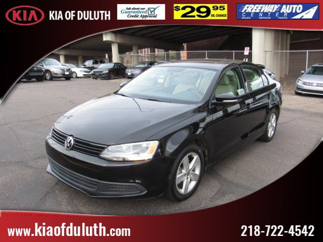 Used 2012 Volkswagen Jetta Sedan in Duluth, MN