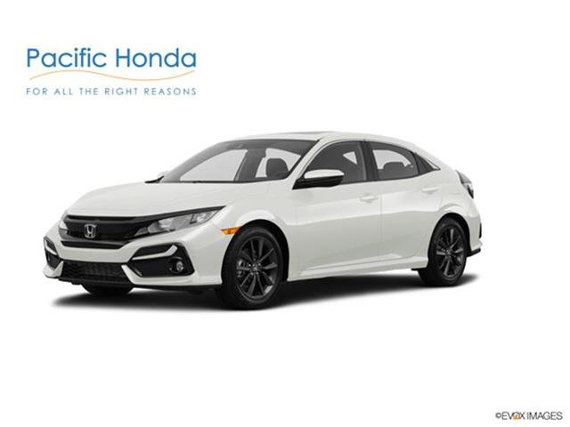 New 2020 Honda Civic Hatchback in San Diego, CA